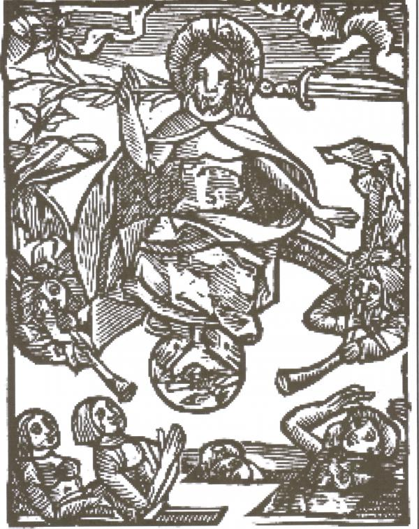 Frontispiece of Vauxs Catechism